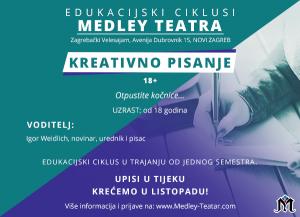 Medley EC - Kreativno pisanje 18