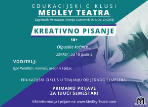 Medley EC - Kreativno pisanje 18-primamo-prijave