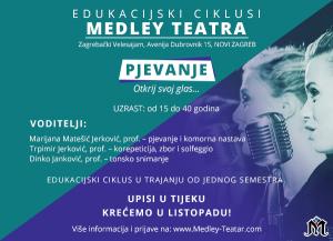 Medley EC - Pjevanje