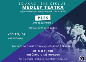 Medley EC - Ples