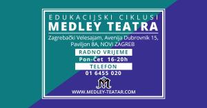 Medley EC - radno vrijeme- dimenzije za postshare