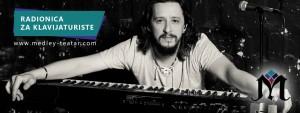 Radionica za klavijaturiste - Trpimir Jerkovic - Medley Teatar