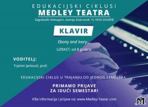 Medley EC - Klavir