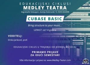 Medley EC - Cubase