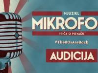 AUDICIJA za mjuzikl 'Mikrofoni' – traže se glumac i glumica s pjevačkim iskustvom